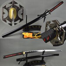 Ninja Japanese Samurai Battle Ready Sword Katana Full Tang Blade Razor Sharp