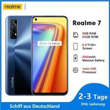 Realme 7 6GB+64GB Mist Blue 6,5