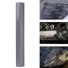 106x50cm Tinting Perforated Mesh Film Fly-Eye MOT Legal Tint Headlight Light