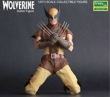 "MARVEL X-MEN WOLVERINE CRAZY TOY 12"" ACTION FIGURE COLLECTIBLE STATUE NEW NE BOX"