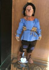19� Franklin Mint Ray Bolger Scarecrow In The Wizard Of Oz