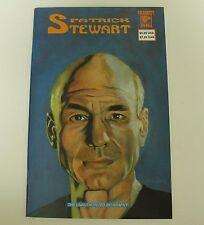 Patrick Stewart Star Trek Unauthorized Biography Pickard Celebrity Books 1992