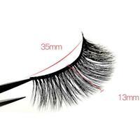 5 Pairs Natural False Eyelashes Makeup Handmade Soft Curly Dramatic Extensi Q2L5