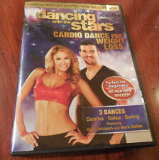 Dancing With the Stars: Cardio Dance for Weight Loss (DVD, 2012)