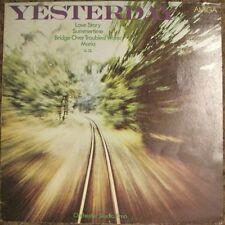 """SCHALLPLATTE    """"Yesterday""""   Orchester Studio Brno, AMIGA  LP , Vinyl"""
