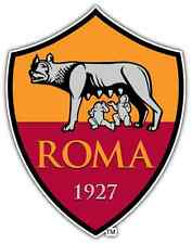 "AS Roma FC Italy Football Soccer Car Bumper Sticker Decal 4.1""X5"""