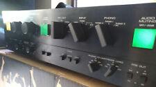 1980' YAMAHA C-4 VINTAGE PREAMP, phono inputs, electrolytics capacitors replaced