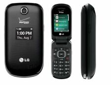 LG VN170 Revere 3 Verizon Wireless Black Cell Phone LG VN 170 LG VN-170