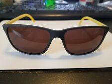 Polo Ralph Lauren PH4092 5507/73 GREY/YELLOW 58-16-145 mm SUNGLASSES NEW