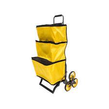 UpCart Pro Shopper Stair Climbing Folding Cart All Terrain