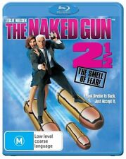The Naked Gun 2 1/2 - The Smell Of Fear (Blu-ray, 2013) all regions
