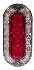 Maxxima Oval Hybrid Back Up and Stop Tail Turn 16 LED Light -  FREIGHTLINER  KW