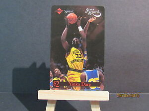 1994 Classic Basketball $2 Phone Cards Set of 6 Unscratched Kidd Rose Robinson