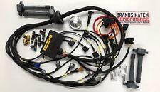 Link G4 + ATOM II ECU FORD RS Cosworth Yb MOTOR Kit Con Cableado Del Motor etc