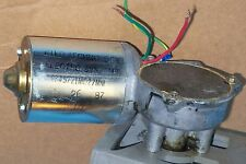 Reversible Gear Motor 12VDC 12v DC 55RPM GearMotor Right Angle Shaft MADE IN USA