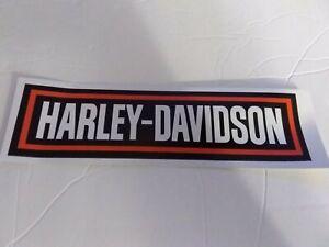 Harley Davidson Vinyl Decal Sticker