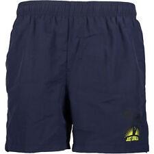 JUST CAVALLI Designer Blue Swimming Trunks / Shorts - size Large (50) rrp £67