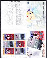 Europa Cept 2003 Moldova booklet ** mnh