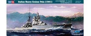 Hobbyboss 86502 1:350th scale Italian Heavy Cruiser Pola