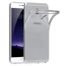 Custodia AIR cover trasparente TPU flessibile protezione morbida per Meizu MX6