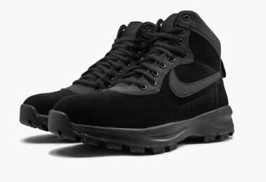 Nike Manoadome Triple black Sneaker Boot Water Resistant