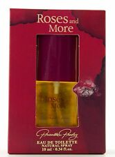 (GRUNDPREIS 229,00€/100ML) PRISCILLA PRESLEY ROSES & MORE 10ML EDT SPRAY OVP