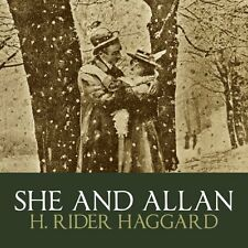 H.Rider Haggard Huge Collection of Audiobooks on mp3 DVD