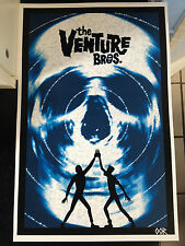 The Venture Brothers poster print