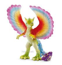 Schleich 70485 Damarai Rainbow Dragon Bayala Toy Figure  - NIP