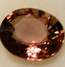 Natural earth-mined pink tourmaline...quality gem....1.36 ct