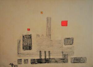 THILO MAATSCH 1900 - 1983 Konstruktivist, Bauhaus
