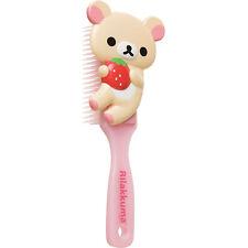 Korilakkuma Hairbrush Pink ❤ San-X Japan Rilakkuma