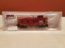 N SCALE ATLAS TRAINMAN #50002138 CUPOLA CABOOSE VERMONT RAILWAY RD #7 NEW