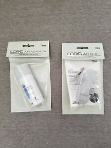 Copic Marker Air Adaptor and Air Grip