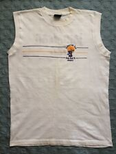 vintage muscle tee T-shirt Jamaican Tan Surfing 1980's 1970's Retro Soft