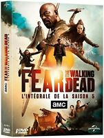 FEAR THE WALKING DEAD SAISON 5 INTEGRALE DVD   NEUF SOUS CELLOPHANE