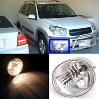 Right Driver Side Front Bumper Fog Driving Light Lamp For Toyota RAV4 2003-2006