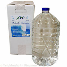ATI natürliches Meerwasser 20 Liter -2x10 L für Meerwasseraquarium Salz Aquarium