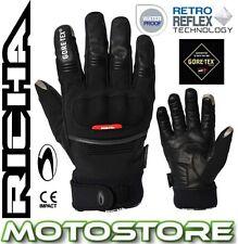 RICHA CITY GTX GORETEX THERMAL WINTER MOTORCYCLE WATERPROOF CONDUCTIVE GLOVES