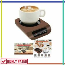 Coffee Mug Warmer Desktop Beverage Electric Cup Tea Water Cocoa Milk 35W Kuwan