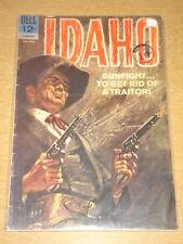 IDAHO #6 G- (1.8) DELL COMICS WESTERN JANUARY 1965