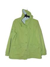 Blair Light Green Light Jacket Small Women Cotton
