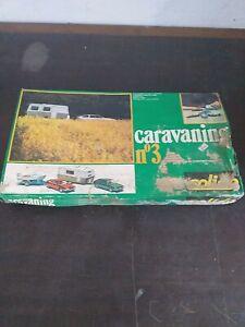 SOLIDO coffret n°449 sigillato con scatola originale  2 auto e 2 rimorchi