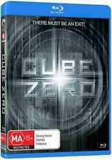 Cube Zero - DVD - plus Extra Features