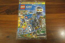 MAGAZINE LEGO CITY  N° 7 + LEGO  // NEUF