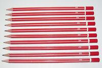 Lot x10 Crayons à Papier 2H Fourniture Scolaire Bureautique NEUF