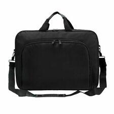 Men Business Computer Handbag Shoulder Messenger Laptop Bag Documents Briefcase
