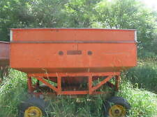 Gravity Wagon 275 Bushels 8 Ton Running Gear Corn Beans Wheat Oats Rye