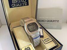 Seiko 0532-5029 Quartz LCD LED Watch M