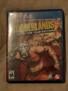 Borderlands [ Game of the Year Edition ] (PS4) used